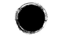 Grunge Black Stamp.Grunge Circ...