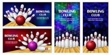 Bowling Kegling Banner Concept...