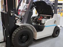 The Forklift Truck