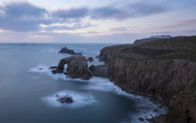 The Land's End Peninsular In W...