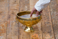 Holy Water In The Bowl, Christianity