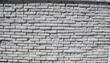 Background of white bricks wall, texture