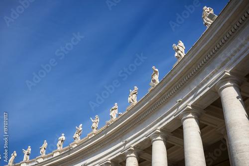 Rome – Piazza San Pietro (St Wallpaper Mural