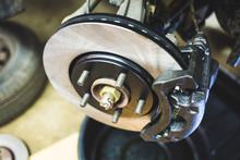 Car Disk Brakes Repair Service...
