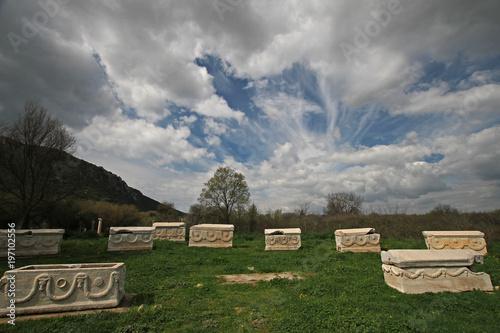Tuinposter Rudnes Efes - Selçuk - İzmir