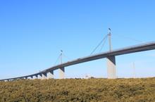 Westgate Bridge In Melbourne Australia