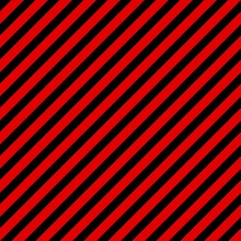 Abstract Seamless Red, Black Striped Background Vector