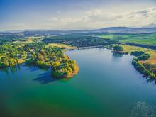 Aerial Landscape Of Scrivener ...