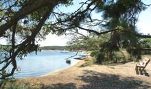 Lac Souston, Landes