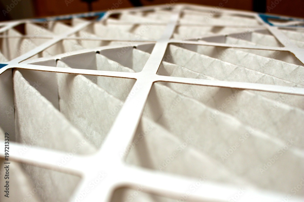 Fototapeta Air Conditioning Vent Filter