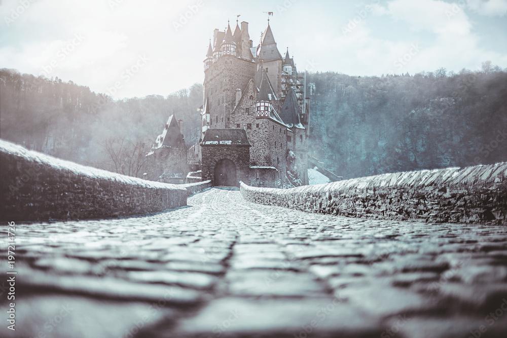 Fototapety, obrazy: magic castle