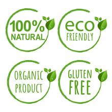 Eco Logo Symbol