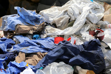 Rags And Waste Fabrics In The ...
