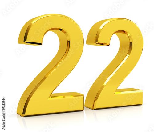 Tela  Number 22