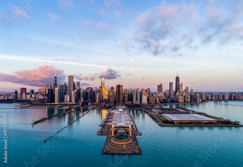 Poster Chicago So Pretty