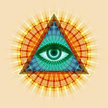 All-Seeing Eye Of God (The Eye...