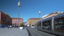Place Massena, Nice, French Ri...
