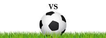 Soccer Banner. Football Stadiu...