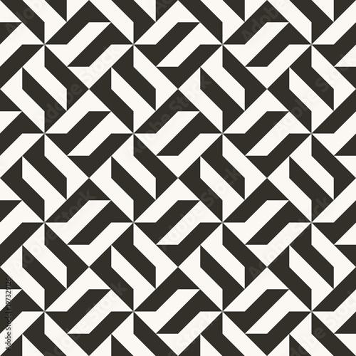 czarny-i-bialy-abstrakcjonistyczna-geometryczna-kolderka