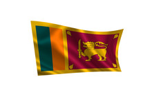 "Sri Lanka Flag. A Series Of ""F..."