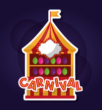 Carnival Shooting Balloons Gam...