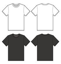 TEE Shirt Top Fashion Flat Tec...