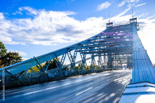 Foto  bridge in dresden