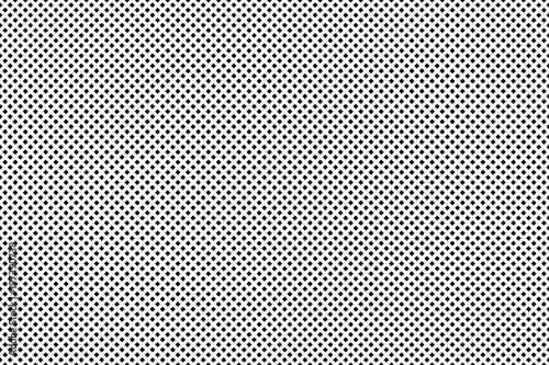 Cotton fabric Seamless pattern. Geometric dots texture.