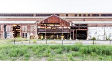 Urban Warehouse Building