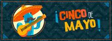 Happy Cinco De Mayo Cactus Mar...