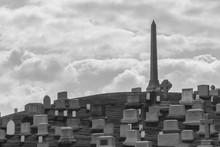 Obelisk At Arlington National ...