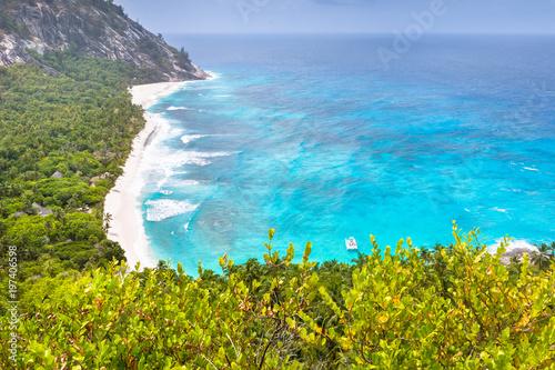 Fotografie, Obraz  Seychelles, Paradise beach