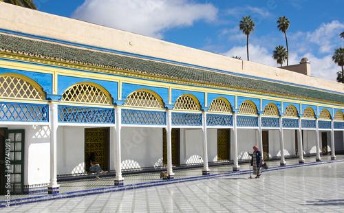 Foto op Canvas Stadion Maroko