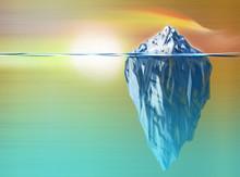 Dawn - Iceberg Graphic