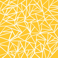 Abstract Yellow Mustard, White...