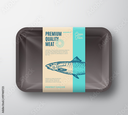 Photo Premium Quality Anchovy