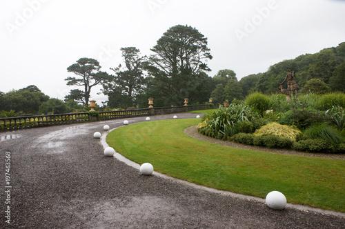 Photo Bantry house Ireland. Estate Ireland