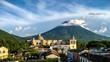 canvas print picture - Antigua, Guatemala
