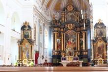 Kirche In Altoetting