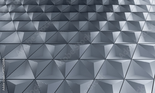triangle carbon background © tiero
