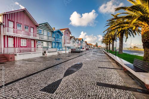 Fotografie, Obraz  Wooden house Portugal