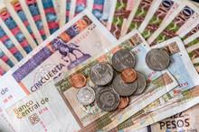 Cuban Convertible Pesos (CUC)....