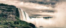 Waterfalls At Niagara