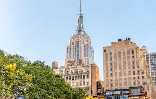 Photo  Buildings of Midtown Manhattan