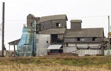 Abandoned Agricultural Constru...