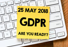 GDPR (general Data Protection ...