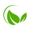 Leinwanddruck Bild - leaf logo design for nature icon or agriculture product