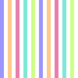Seamless pattern stripe colorful pastel colors. Vertical pattern stripe abstract background vector illustration - 197578381