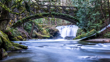 Whatcom Falls, Bellingham, Was...