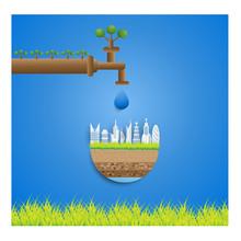 Ecology Concept Eco Friendly A...